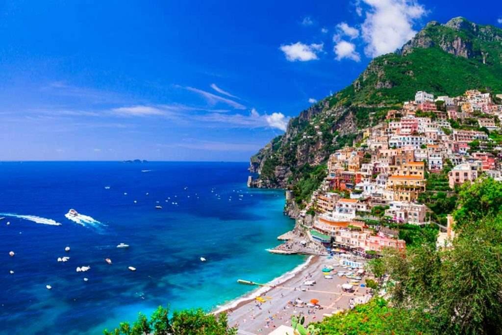 Italia forma parte de destinos de crucero por el mediterráneo