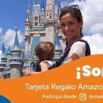 Gana una Tarjeta Amazon de 200€ con 'Mamás Viajeras'